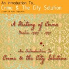 Crime & the city solution - A history of crime-Berlin 1987-1991.An introduction to Crime & the city solution