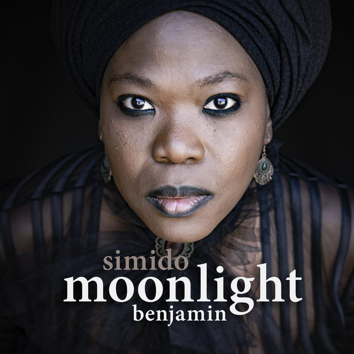 "Moonlight Benjamin ""Simido"" (31 janvier 2020, Ma Case/Absilone). - MUZZART"